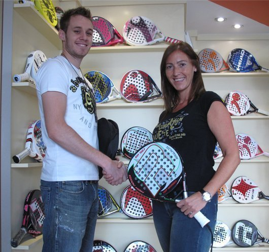 Royal Padel 987 Top Carbon