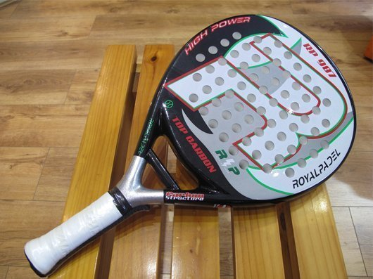 Royal Padel 987 Top Carbon 2012