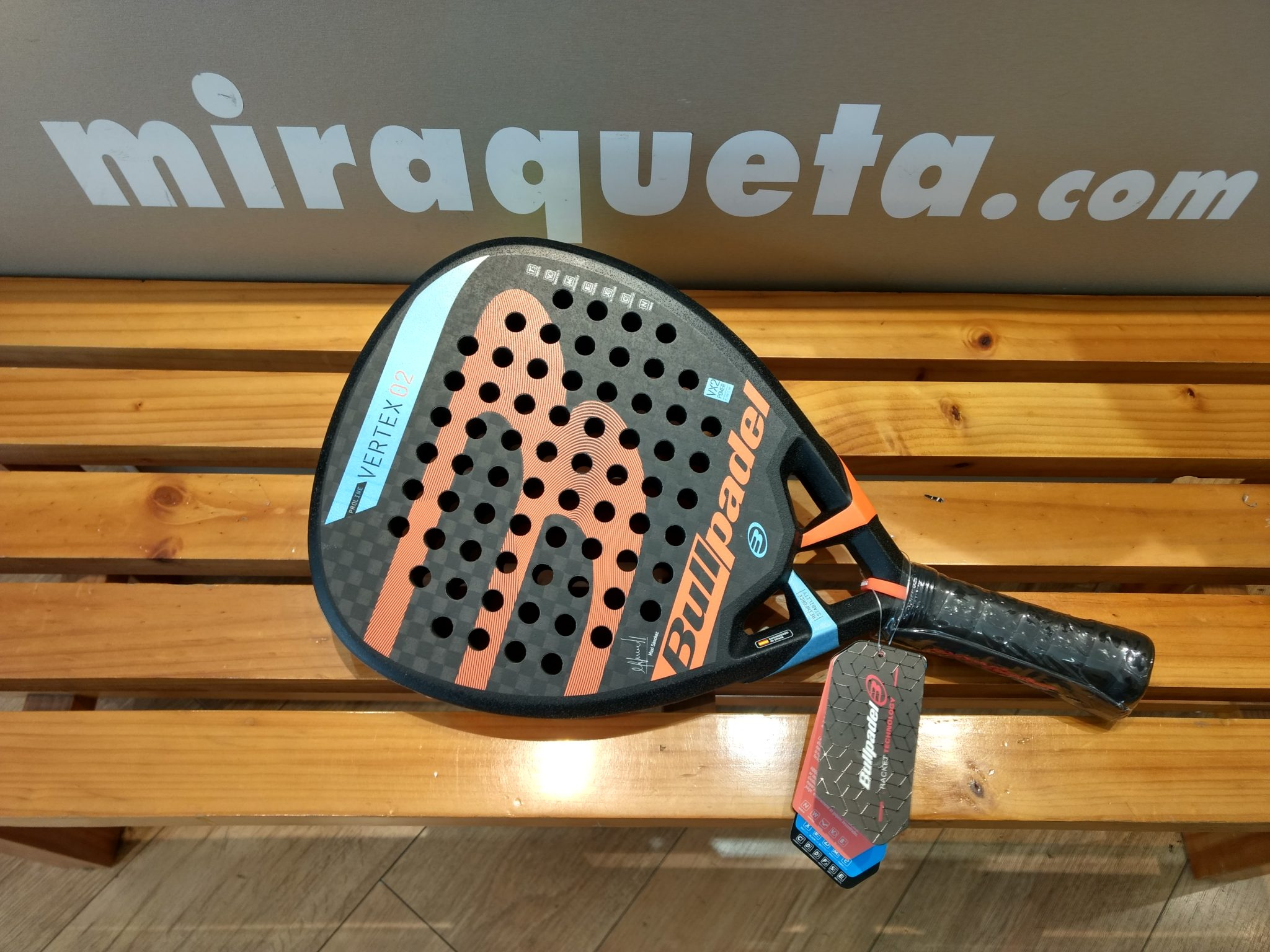 Bullpadel Maxi Sanchez