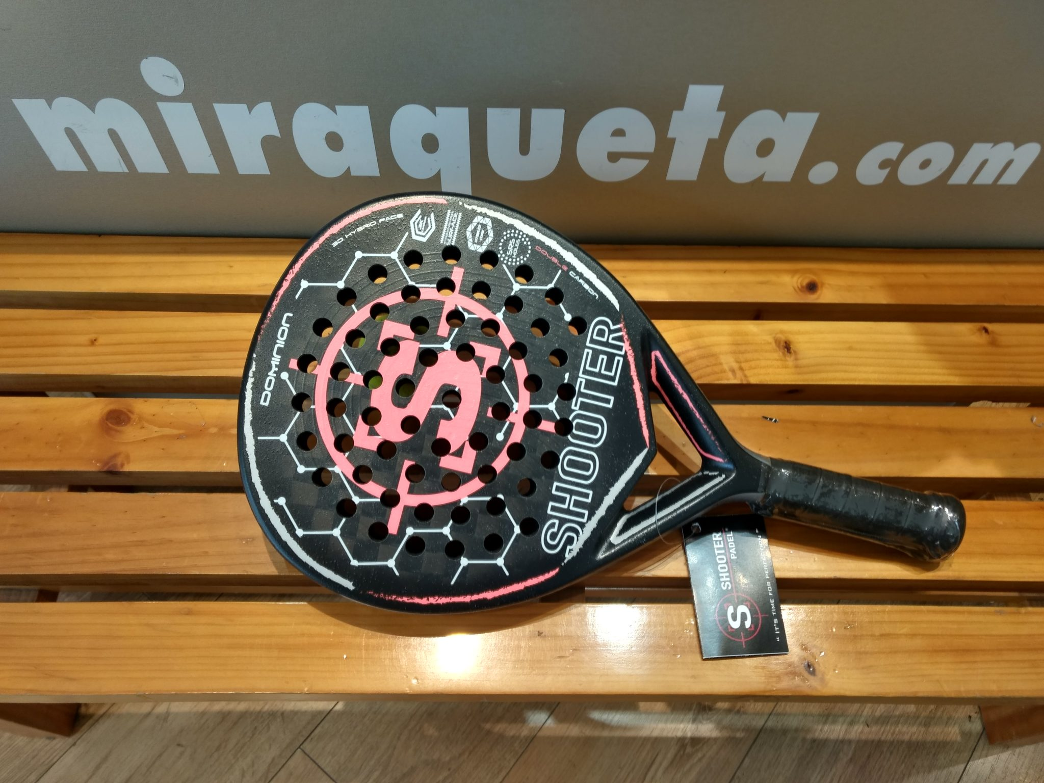 Shooter Padel Dominion