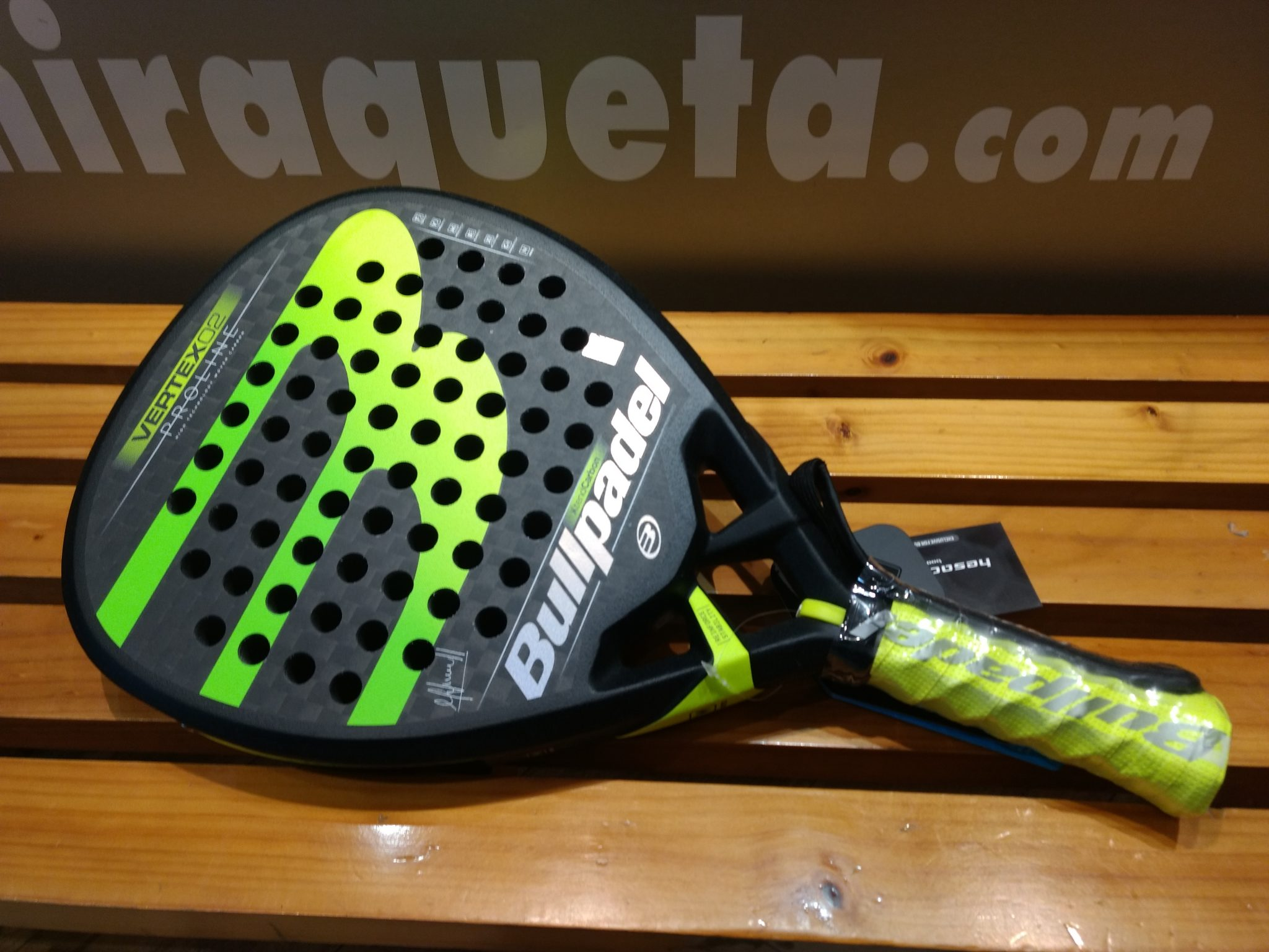 Bullpadel Vertex 2 2019